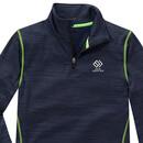 Bild 2 von Jungen Sport-Shirt mit Troyerkragen