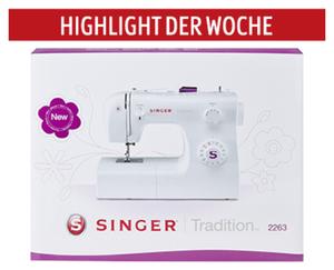 SINGER®  Freiarm-Nähmaschine