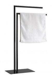 PRIMASTER Handtuchständer Modena ,  2-armig, schwarz matt