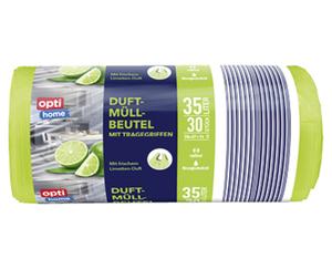 opti home 30 Duft-Müllbeutel
