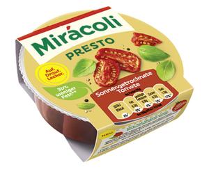 Mirácoli®  Presto – das andere Pesto