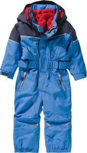 Schneeanzug  blau Gr. 86 Jungen Kleinkinder