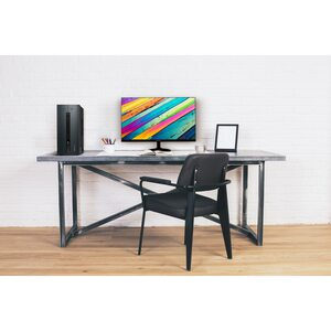 MEDION AKOYA® P57581, Widescreen Monitor, 68,6 cm (27'') Full HD Display, integrierte Lautsprecher, HDMI® und rahmenloses Design