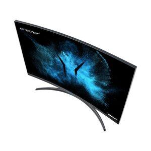 MEDION ERAZER® X52773 Curved Widescreen Monitor, 68,6 cm (27''), QHD Display, 144Hz, HDMI® Anschluss und DisplayPort