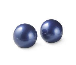2 Gewichts-Gymnastikbälle