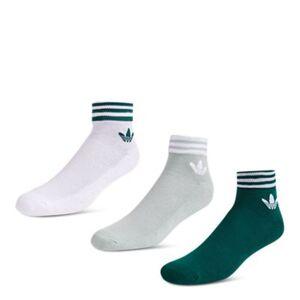adidas 3 Pack Trefoil Ankle - Unisex Socken