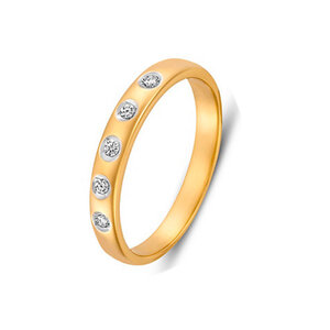 CHRIST Diamonds Damenring 85011707