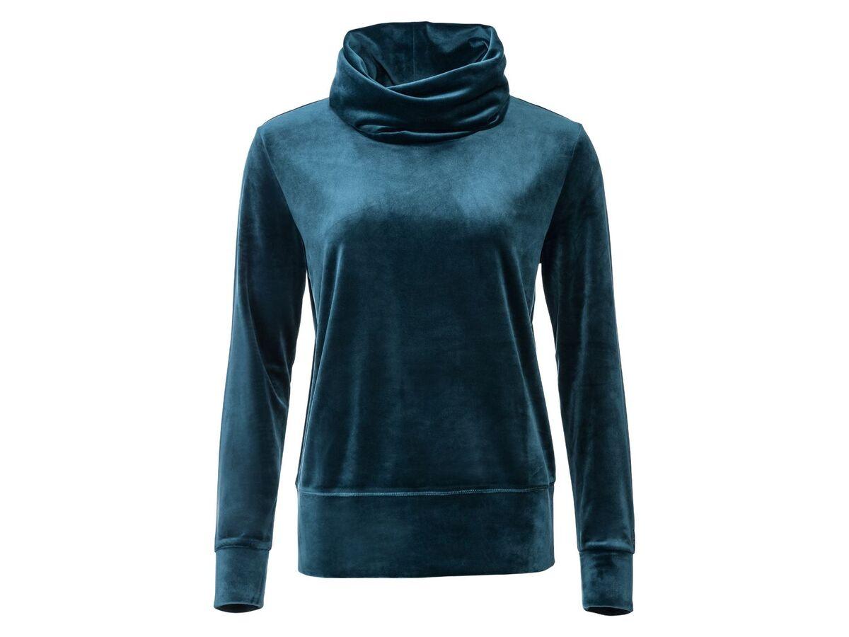 Bild 4 von ESMARA® Jogginganzug, Nicki-Qualität, Hose mit Bindeband, mit Stehkragen oder Kapuze