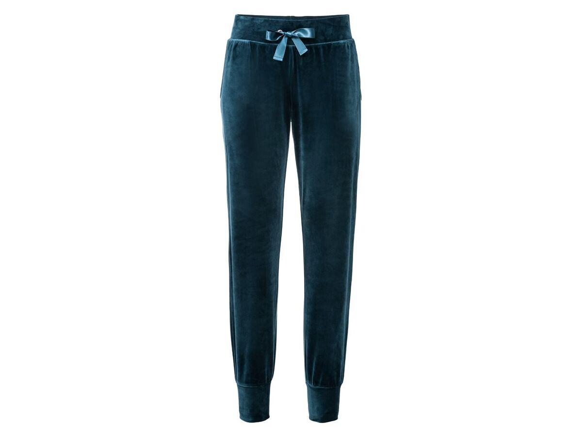 Bild 5 von ESMARA® Jogginganzug, Nicki-Qualität, Hose mit Bindeband, mit Stehkragen oder Kapuze