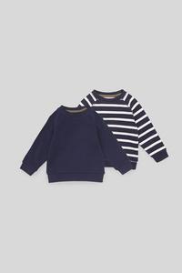 Baby-Sweatshirt - 2er Pack