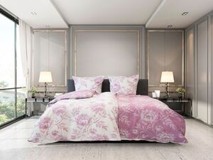 Castell Biber Bettwäsche Rosen rosa