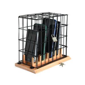 Handy Käfig, L:21cm x B:11cm, schwarz