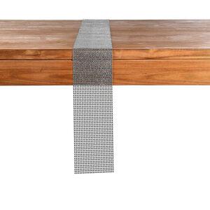 Tischband, L:12cm x B:180cm, silber