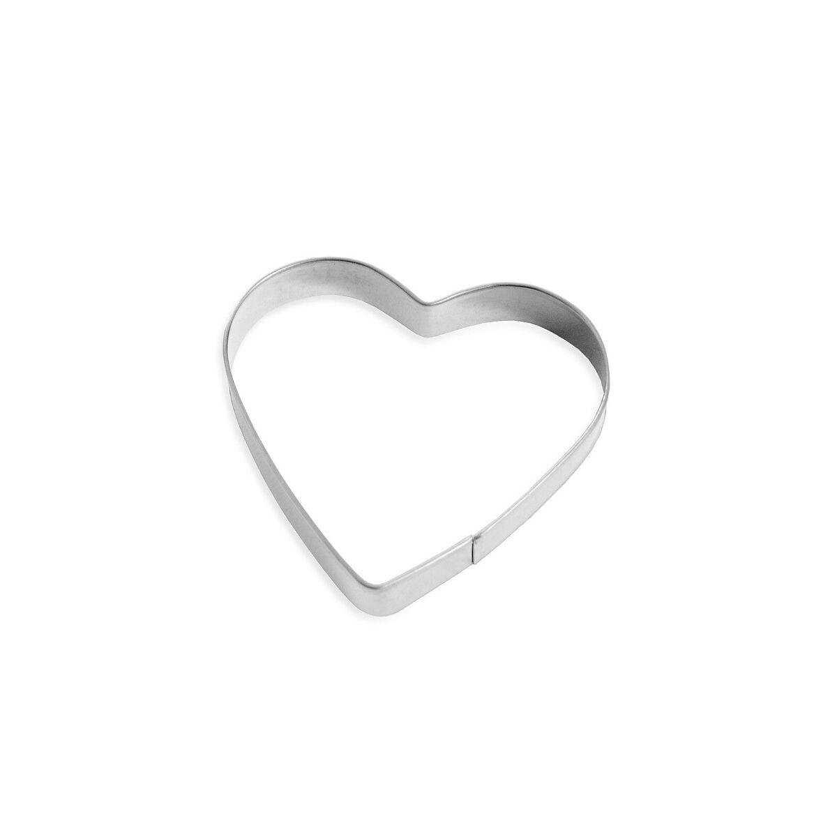 Bild 1 von Ausstechform Herz Edelstahl