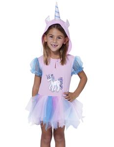 Mädchen Einhorn Kostüm