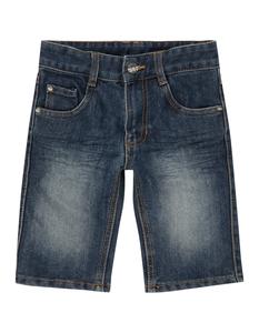 Jungen Jeansbermuda im 5-Pocket-Design