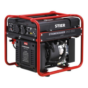 STIER Stromerzeuger SNS-350 3,5 kW 69 dB(A)