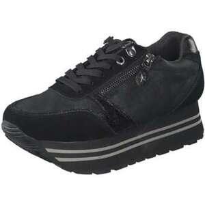 Sunshine Sunwalk Plateau Sneaker Damen schwarz