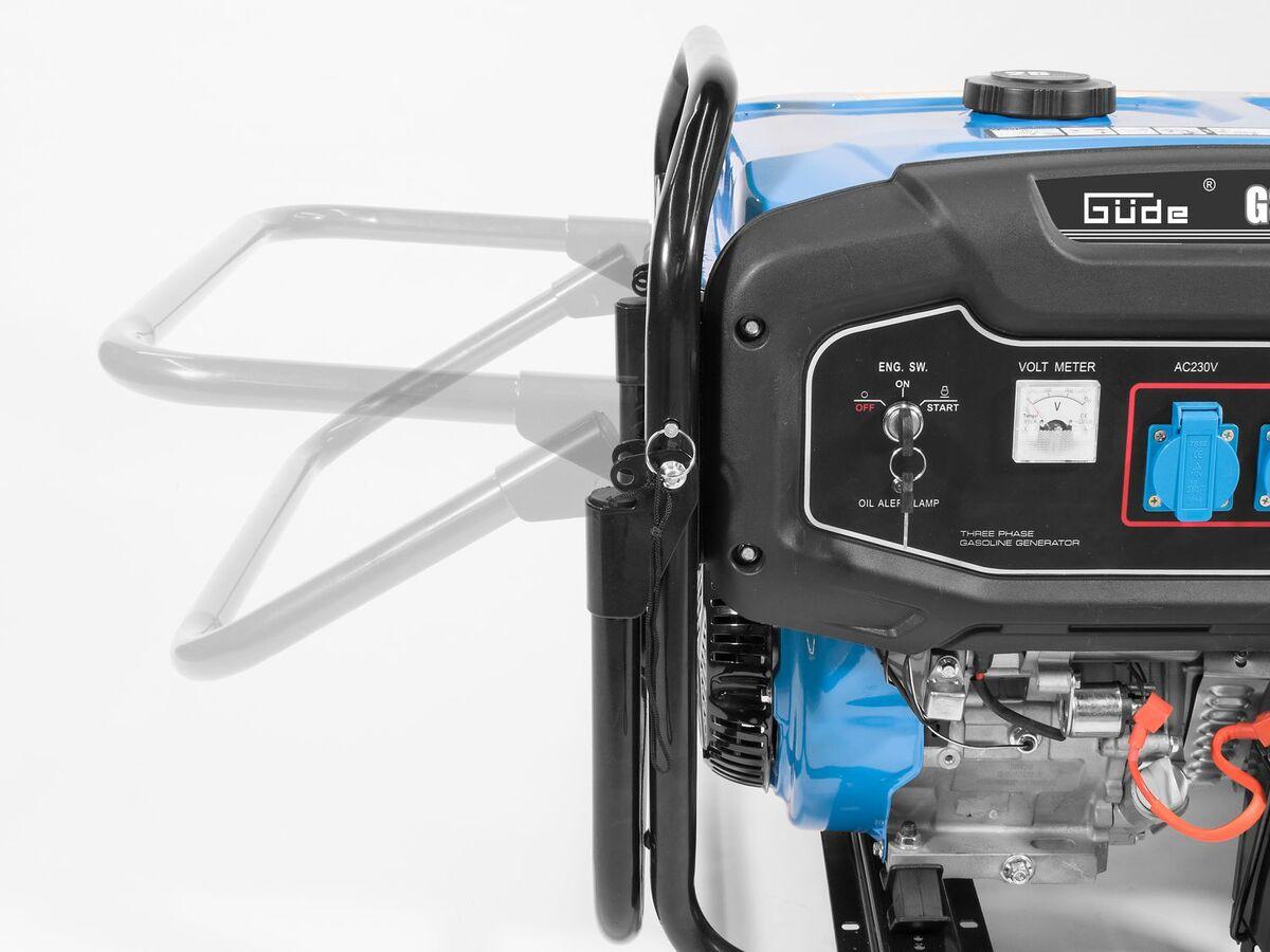 Bild 2 von Güde Stromerzeuger GSE 8701 RS