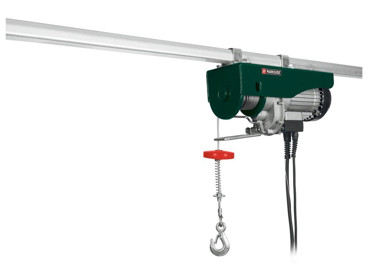 Bild 2 von PARKSIDE® Elektrische Seilwinde,  600 kg, mit Thermo-Überlastungsschutz