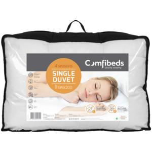 Comfibeds 4-Jahreszeiten-Bettdecke 4-Jahreszeiten