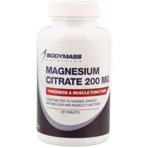 Bodymass Magnesium Kapseln