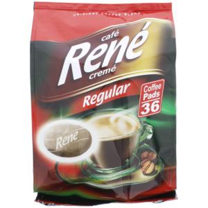 Rene Kaffeepads Café Creme