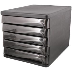 Schreibtisch-Schubladenschrank