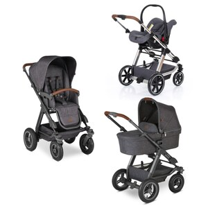 ABC-Design Travelsystem Viper 4 All in One Street