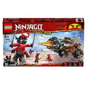 LEGO Ninjago - 70669 Coles Powerbohrer