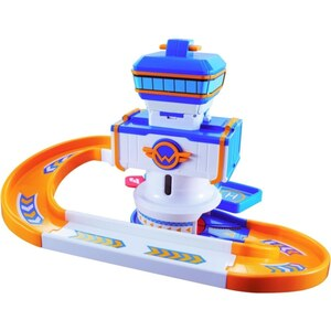 Super Wings - Spielset Runway Connected Tower