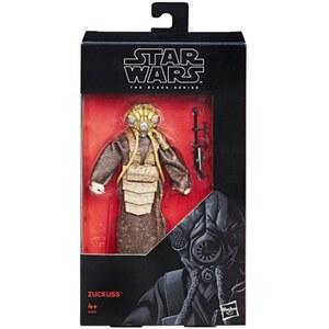 Star Wars - Black Series: Figur, Zuckuss, ca. 15cm
