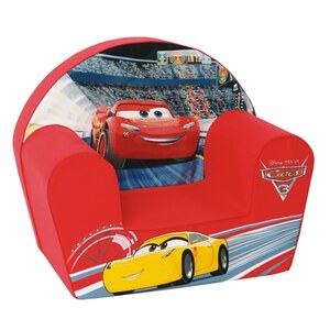 Simba - Disney Cars Sessel, rot
