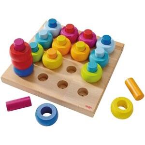 Haba - Steckspiel Farbkringel