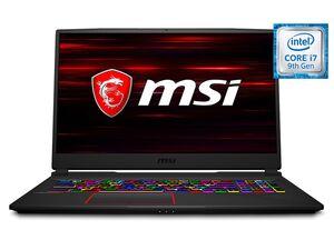 "MSI GE75 9SE-421 Gaming Laptop - 17"" FHD / i7-9750H / 16GB RAM / 512GB SSD + 1TB HDD / RTX 2060 6GB / Win 10 Home"