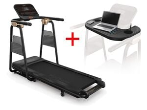 Horizon Fitness Laufband Citta TT5.0 + Ablagetisch