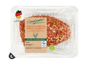 Hähnchen-Rollbraten