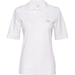 Adagio Damen Polo-Shirt mit Strass-Applikation