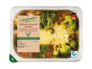 """Hähnchen-Ofenschale """"Brokkoli"""""""