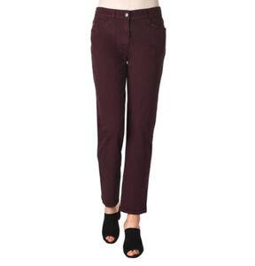 "Zerres Jeans ""Tina"", Regular Fit, Baumwoll-Mix, uni"