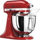 Bild 1 von KitchenAid Küchenmaschine Artisan 5KSM125EER Gourmetbundle, incl. Aufsatzset und Wurstfüllhorn, empire rot