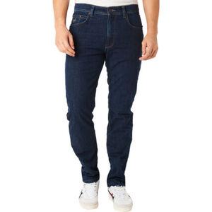 Bugatti Thermohose, Jeans, Flanell-Futter, für Herren