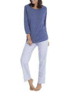 Seidensticker Pyjama, gestreift, für Damen