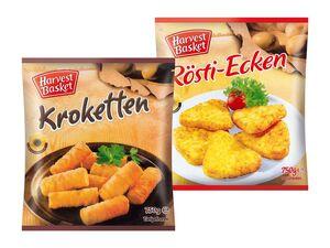 Kroketten/Rösti Ecken