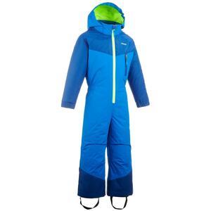 Schneeanzug Skianzug 100 Kinder blau
