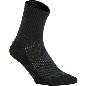 Walkingsocken WS 500 Mid Kinder schwarz