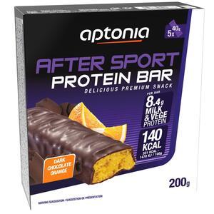 Proteinriegel After Sport Orange 5 × 40g