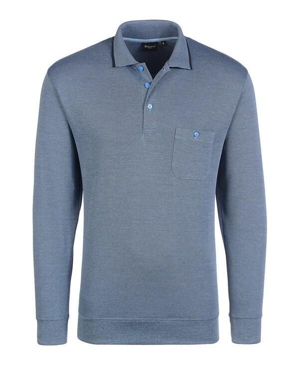 Bexleys man - Polo-Shirt langarm