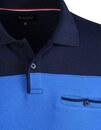 Bild 3 von Bexleys man - Polo-Sweatshirt mit Blockstreifen