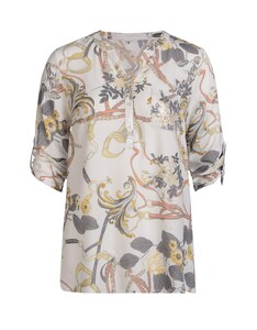 Bexleys woman - Druckbluse in Oildyed-Optik